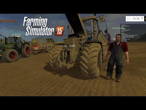 *Special* The Future of Sustainable Farming  (Farming Simulator 2015 Funny Moments)