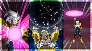 *NEW* LR SUPER BABY 2 + GOLDEN GREAT APE BABY SUPER ATTACK ANIMATIONS! | DBZ Dokkan Battle