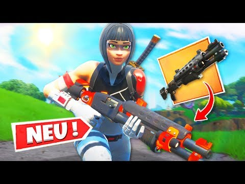 DIE NEUE OP SHOTGUN!? 🔥 | Fortnite Battle Royale