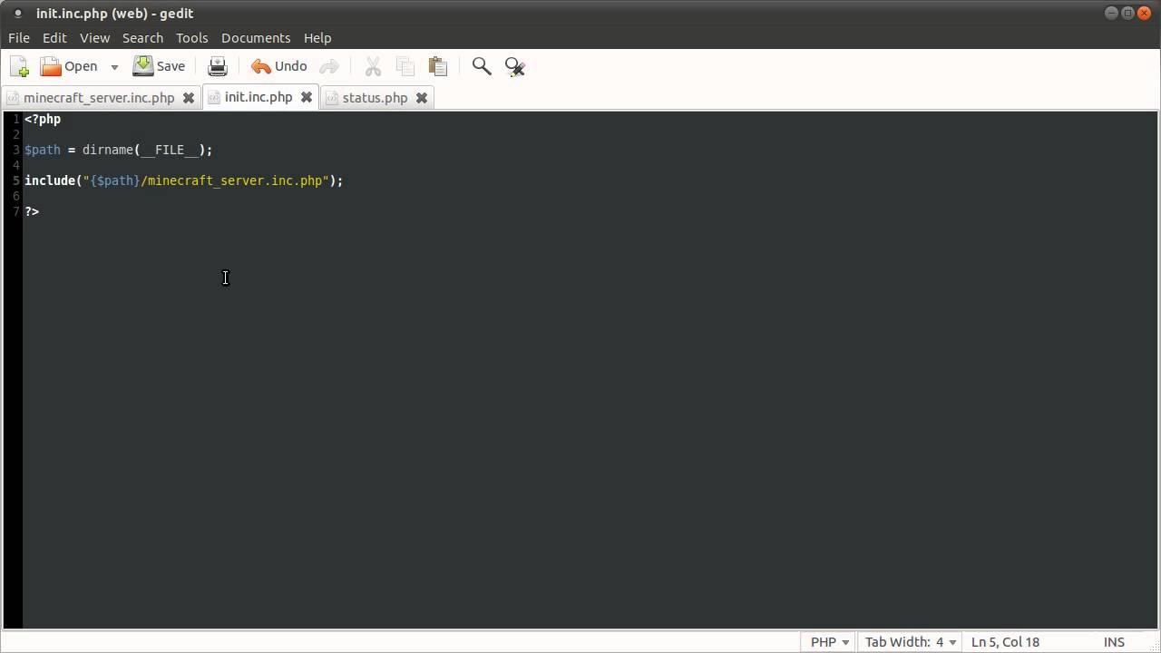 PHP Tutorial Minecraft Server Status Page Part YouTube - Minecraft server vote erstellen