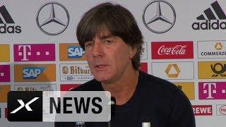 "Joachim Löw über Manuel Neuer: ""Manu ist absolut im Fahrplan"" | DFB-Team | Spox"