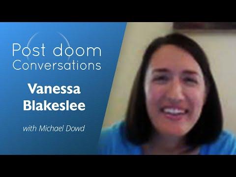 Vanessa Blakeslee: Post-doom with Michael Dowd