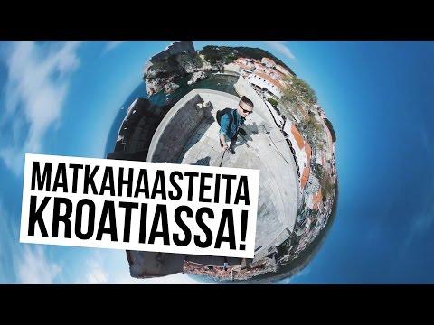 Matkahaasteita Kroatiassa! - Dubrovnik