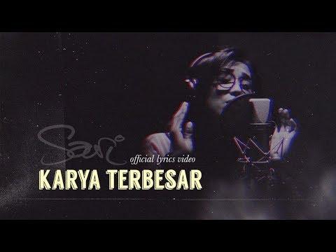 Sari Simorangkir - Karya Terbesar (Official Lyrics Video)