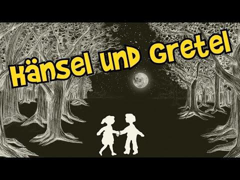 Hänsel und Gretel als Schattenspiel (with translation)