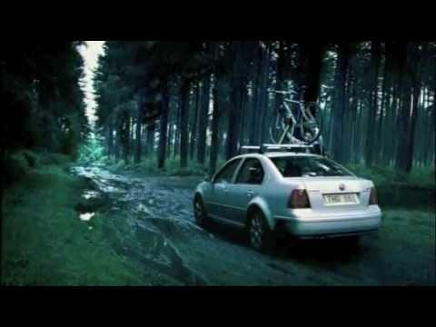 Volkswagen VW Bora cinema advert