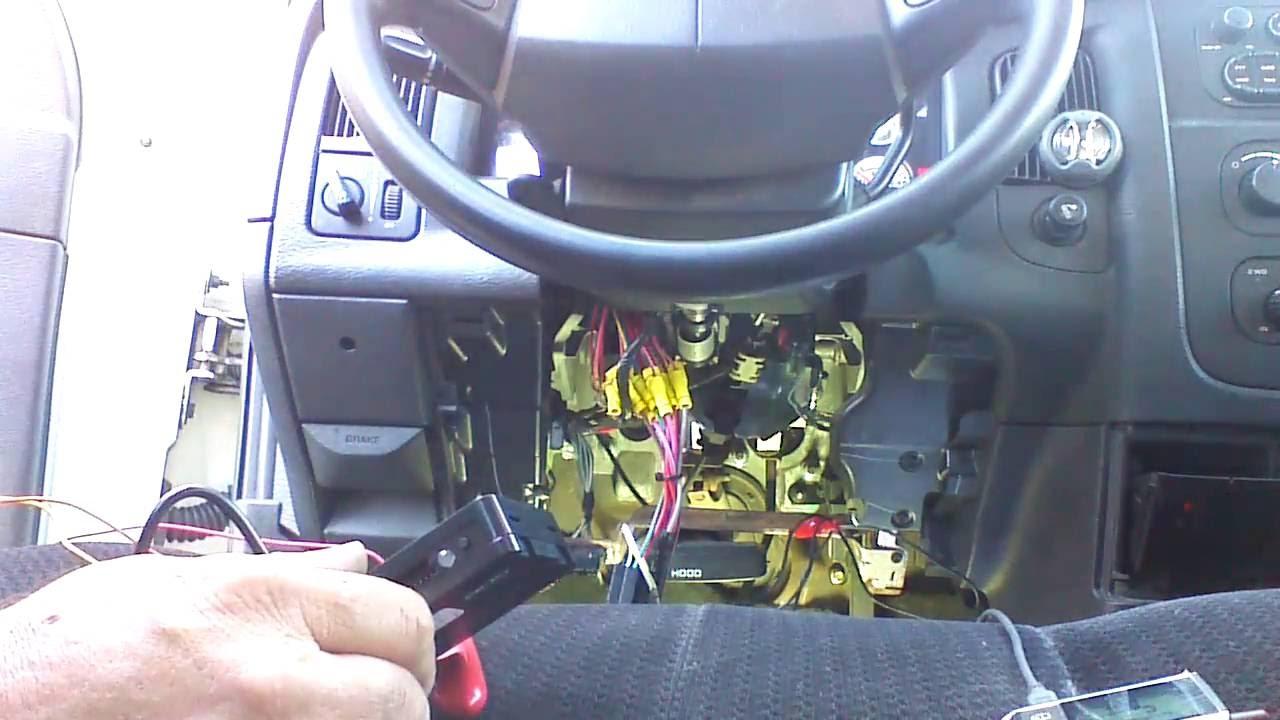 Dodge Ramsel Semi Plug And Play Remote Start