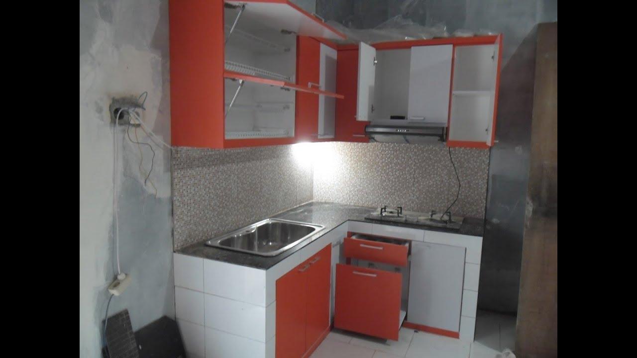 081390840100 jasa pembuatan kitchen set semarang custom for Jasa buat kitchen set