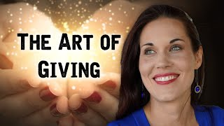 Giving and How t๐ Give in Relationships