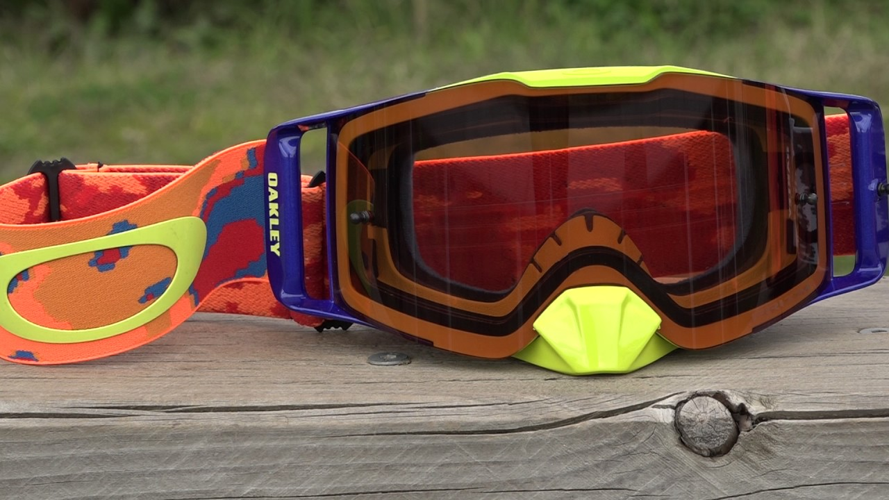 Review Frontline Goggle Oakley Product uFKclT1J3
