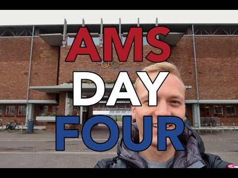 Olympic Stadium and Final Thoughts | Amsterdam Day 4