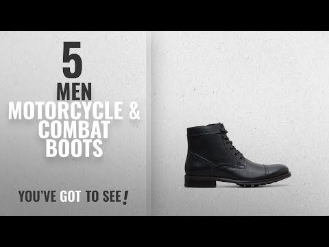 Kenneth Cole Motorcycle & Combat Boots [ Winter 2018 ] | New & Popular 2018