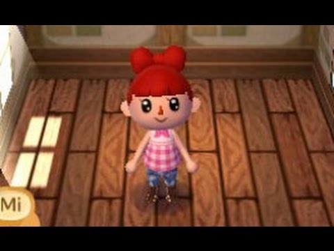 Animal crossing new leaf dise o top lazo youtube for Animal crossing new leaf arredamento