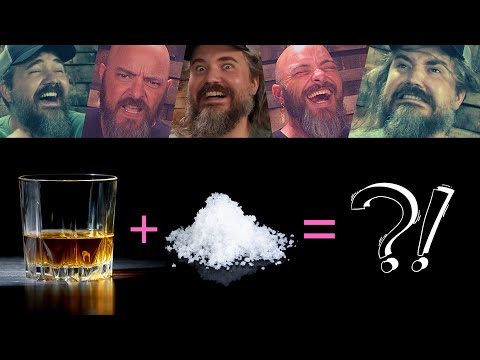 SALT In Your WHISKEY: Magic Or Madness???