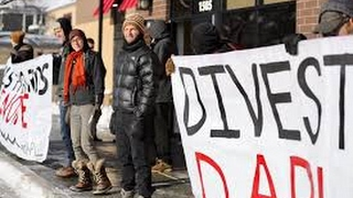 Two Cities pull Billions out of bank supporting DAPL