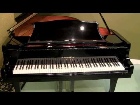 "Billy Joel on 5'8"" Baby Grand  ""PLAYER"" Piano"