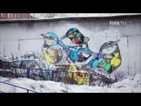 Russia 2018 Magazine: Street art capital of Russia