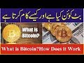 What is Bitcoin How does it Work in Urdu/Hindi|بٹ کوئن کیا ہے اورکیسے کام کرتا ہے|Course Video No.2