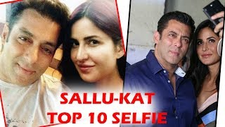 Top 10 Selfie Moments Of Salman Khan & Katrina Kaif