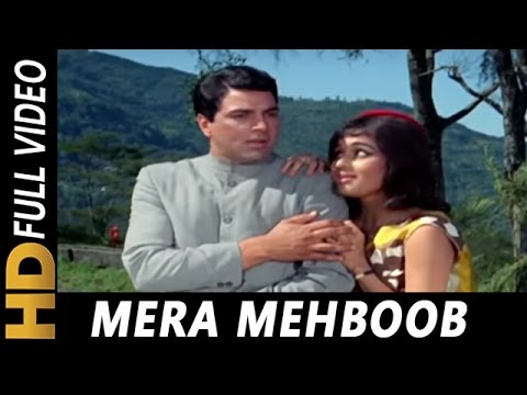 Mera Mehboob Hai Bemisal | Lata Mangeshkar | Aaye Din Bahaar Ke 1966 Songs | Asha Parekh, Dharmendra
