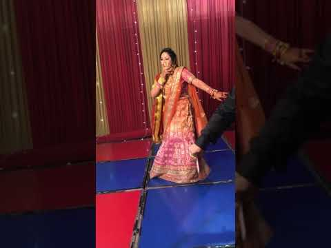 My sangeet dance video