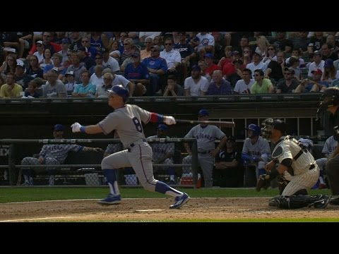 CHC@CWS: Coghlan crushes two homers vs. the White Sox