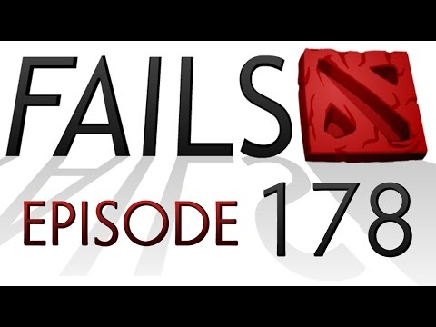Dota 2 Fails of the Week - Ep. 178