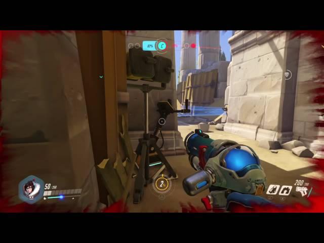 Overwatch triple kill