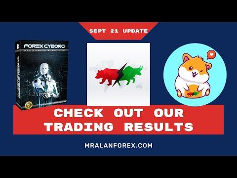 MrAlanForex Forex Trading Portfolio – Show and Tell