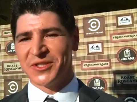 Michael Fishman at the Comedy Central Roast of Roseanne