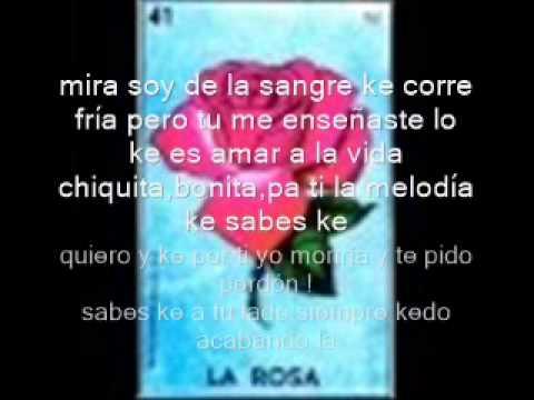 under side  821 la rosa lyrics