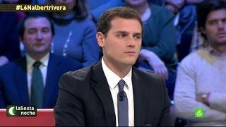 """Albert Rivera: """"No tengo ningún problema en que me comparen con Pablo Iglesias"""""""