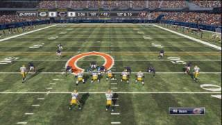 Madden 12 Demo Gameplay [PS3]