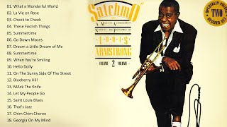 Louis Armstrong Full Album Best Of Song - Louis Armstrong Greatest Hits Playlist