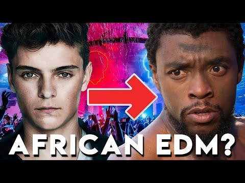 WHAT WOULD AFRICAN EDM SOUND LIKE?! | Ikenna