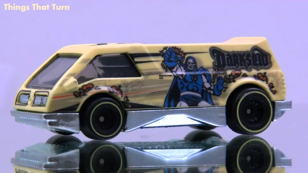 Dream Van XGW Darkseid Mattel Hot Wheels DC Comics