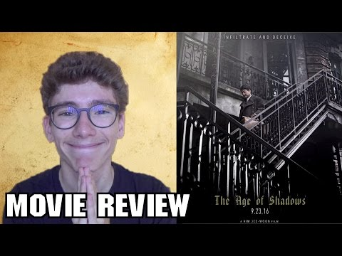 The Age of Shadows [Movie Review]