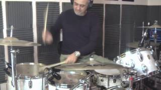 Reach Up For The Sunrise - Duran Duran drum cover