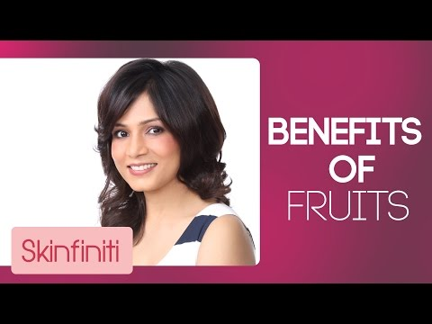 Benefits Of Fruits For Healthy Glowing Skin || Home Remedies || Skincare || Skinfiniti