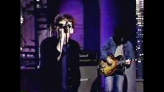 The Jesus and Mary Chain on Letterman