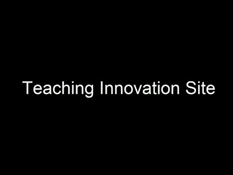 Teaching Innovation Site