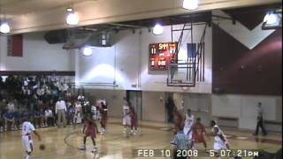 Kenny Tate's Missed Dunk