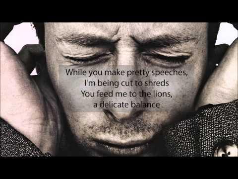 [HD] Radiohead - Spinning Plates Live (Lyrics)