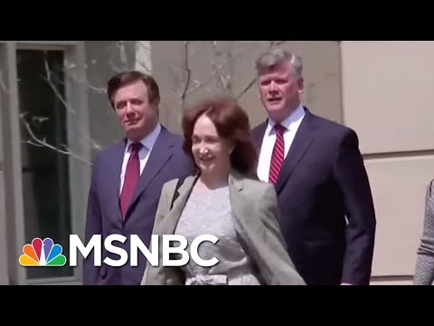 Paul Manafort Accountant Admits To Submitting False Documents | MTP Daily | MSNBC