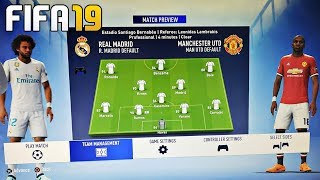 FIFA 19 DEMO Leaked Gameplay ( PS4 / PC / XBOX ONE ) BETA