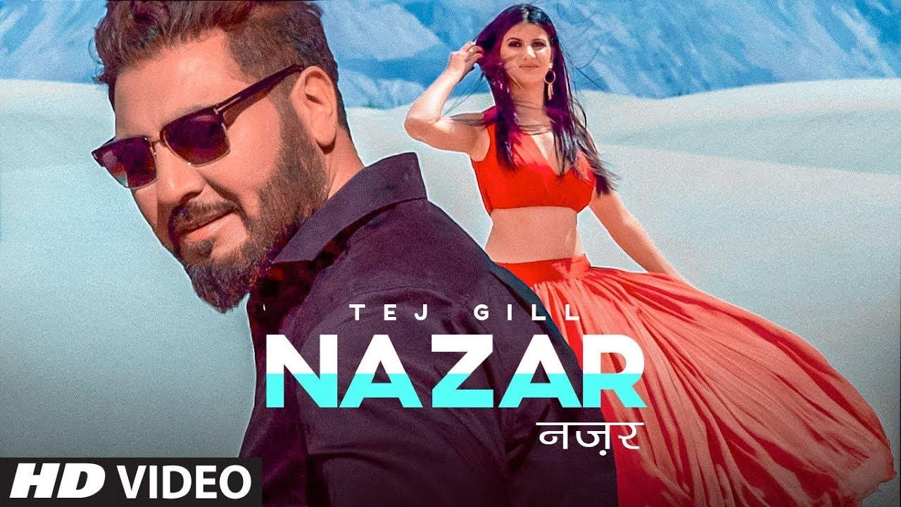 Tej Gill NAZAR NA LAG JAYE  Punjabi Romantic Song 2019 | Tatva K #NewPunjabiSong2019 | T-Series