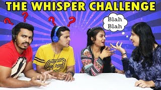 THE WHISPER CHALLENGE   FUNNIEST EVER CHALLENGE   HUNGRY BIRDS