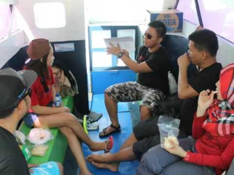 "Trip to Bunaken & Siladen Island ""EON MANADO WOW"""