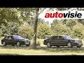 Rolls-Royce Phantom vs. Bentley Mulsanne