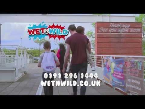 Wet 'n' Wild TV Advert